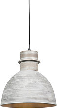 Country hanging lamp gray - Dory