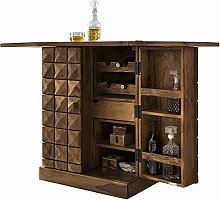 Country-House Style Wine Cooler, Wine Glass and