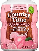 Country Time Pink Lemonade Flavoured Drink Mix -