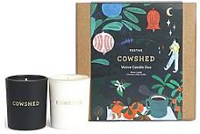 Cowshed Christmas Candle Duo