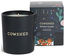 Cowshed Christmas Winter Candle