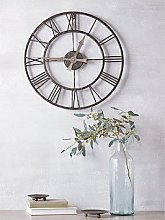 Cox & Cox Distressed Indoor / Outdoor Clock