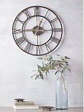 Cox & Cox Distressed Indoor / Outdoor Clock