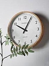 Cox & Cox Oak Frame Clock