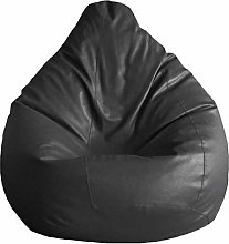 Cozy Signature Leather Bean Bag Cover Without Bean