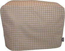 Cozycoverup® Dust Cover for Food Mixer in Beige
