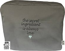 CozyCoverUp Dust Cover for Food Mixer in Secret
