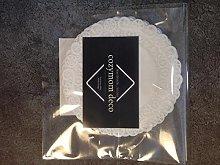 Cozymom Lace Doily Heat Resistant Multi-use