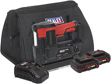 CP20VNGKIT Cordless Staple/Nail Gun Kit 18G 20V -