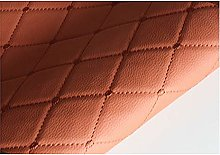 CPSH Faux Leather Fabric Quilted Faux Leather