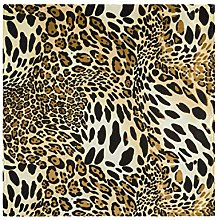 CPYang Dinner Cloth Napkins Animal Leopard Print