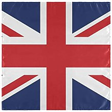 CPYang Dinner Cloth Napkins British Flag Union
