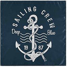 CPYang Dinner Cloth Napkins Ocean Sea Nautical