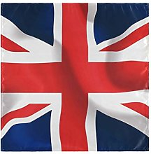 CPYang Dinner Cloth Napkins UK Flag Union Jack Set