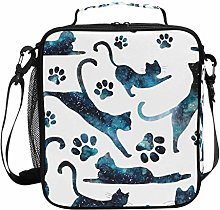 CPYang Insulated Lunch Bag Lunch Tote Shoulder Bag