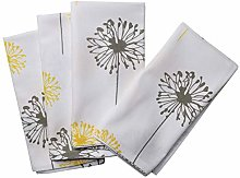 Crabtree Collection Deluxe Cotton Table Linens,