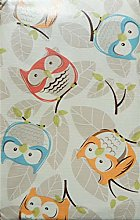 Crabtree Collection Vinyl Tablecloth:
