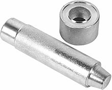 Craft Tool Die Punch Snap Kit, Rivet Setter with