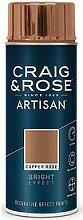 Craig & Rose Artisan Copper Rose Bright Effect