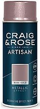 Craig & Rose Artisan Rose Gold Metallic Effect