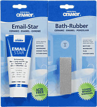 Cramer Ceramic Bathroom Care Bundle