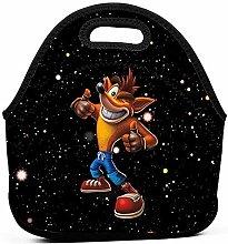 Crash Band-Icoot Tri-Logy Lunch Bag Portable