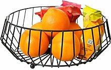 Cratone Fruit Wire Basket Fruit Bowl Kitchen