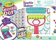 Crayola Glitter Dots - Sparkle Station