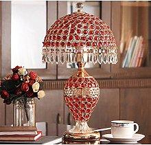 Crayom European Table Lamp Luxury Hotel Desk Lamp