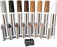 crazerop Wood Repair Marker Laminate Floor Repair