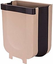 Crazywind Kitchen Wall Mounted Trash Can Folding