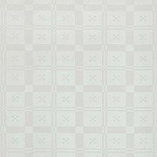 Cream Rectangles Damask PVC Vinyl Wipe Clean