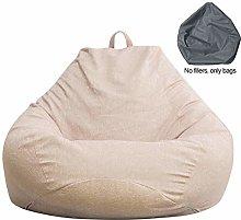 Creamon Large Bean Bag Chair Cover, Large Bean Bag