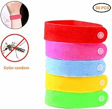 Creamon Non-Woven Mosquito Repellent Bracelet,