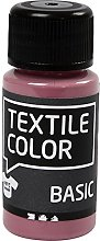 Creativ Company Textile Color, Dark Rose