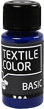 Creativ Company Textile Color, Primary Blue