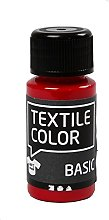 Creativ Company Textile Color, Primary red