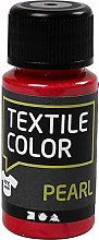 Creativ Company Textile Color, red
