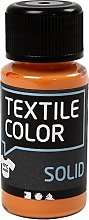 Creativ Company Textile Solid, Orange