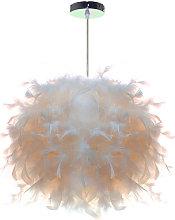 Creative Ø25cm Romantic Ceiling Lamp Modern