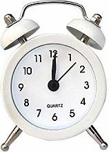Creative 50mm Mini Alarm Clock Travel Bell Analog