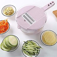 Creative 9 in 1 Vegetable Cutter,Multifunction