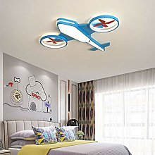 Creative Cartoon Airplane Lamp Children's Room