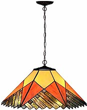 Creative Chandeliers Stained Glass Pendant Lamp
