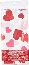 Creative Converting 328276 Plastic Tablecloth,
