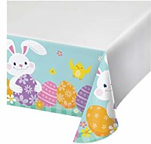 Creative Converting 349481 Funny Bunny Easter