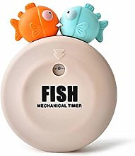 Creative Cute Frogs Kitchen Mechanical Timer 60