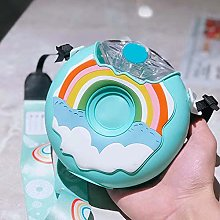 Creative Donut Shape Children's Bottle with
