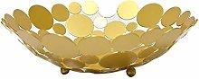 Creative Fruit Basket Metal Fruit Bowl Kitchen &