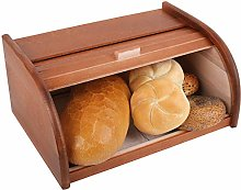 Creative Home Wooden Bread-Bin | 40 x 27,5 x 18,5